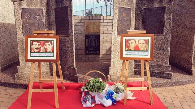 MCC Sette Giugno Commemoration